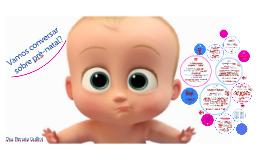 Vamos conversar sobre pré-natal?