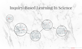 Inquiry-Based Learning In Science