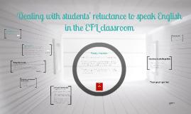 A classroom problem