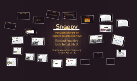 Snoopy Demo
