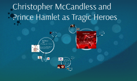 Chris McCandless and Prince Hamlet as Tragic Heroes