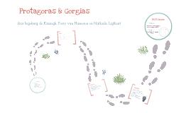 Sofisten: Protagoras en Gorgias