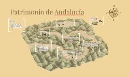 Copy of Patrimonio de Andalucía