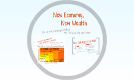 New Economy, New Wealth