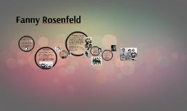 Fanny Rosenfeld