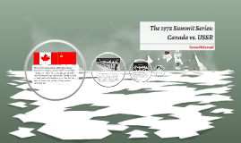 The 1972 Summit Series