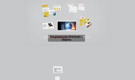 Programacion Orientado a Objetos