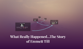 What Really Happened...The Story of Emmett Till