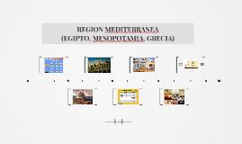 REGION MEDITERRANEA