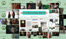 The Platinum Stallion Media Awards 2015 | Post-Event Report