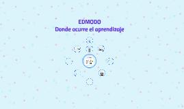 Copy of EDMODO. Donde el aprendizaje ocurre