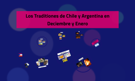 Traditions ans Customs of Chile and Argentina