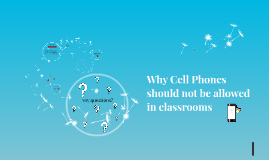 Copy of Why Cell Phones should not be allowed in classrooms