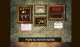 Copy of PLAN DE SUPERVISIÓN