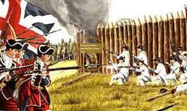 Fmaous wars during the time of the 13 coliens