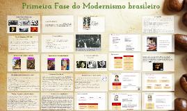 1ª Fase do Modernismo *