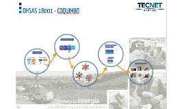 OHSAS 18001 - COQUIMBO