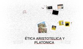 Copy of La Ética en Sócrates, Platón, Aristóteles