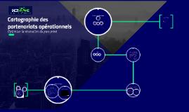 Cartographie des partenariats opérationnels