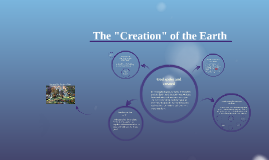 "The ""Creation"" of the World"