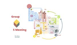 Group 5 Meeting