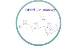 GPDM anchovy Gulf of Cadiz