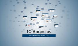 10 Anuncios