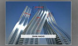 Copy of LAS TORRES DANZANTES DE ZAHA HADID