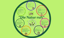 Ruf der Natur