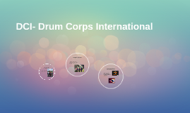 DCI- Drum Corps International