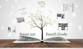 Room 205 Fourth Grade