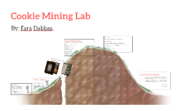 Cookie Mining Lab