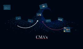 CMA's