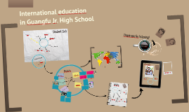 International education in GF Jr. High School