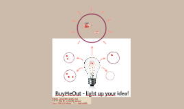 BuyMeOut - light up your idea!