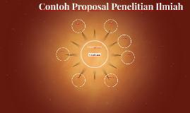 Copy of Contoh Proposal Penelitian Ilmiah