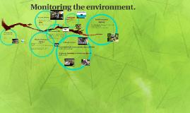 Monitoring the environment GCSE Biology WJEC
