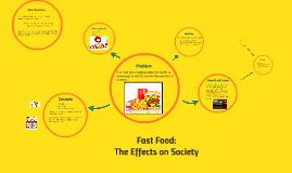 Copy of Fast Food: