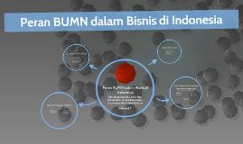 Peran BUMN dalam Bisnis di Indonesia