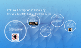 Political Corruption in Illinois