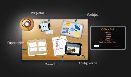Copy of Capacitación Office-365