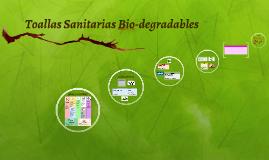 Toallas Sanitarias Bio-degardbles