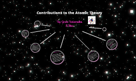Contributions to the Atomic Theory