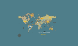 Copy of quiz over de wereld