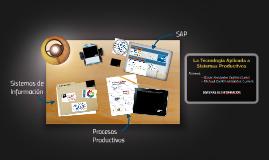 Copy of Tecnología en sistemas productivos