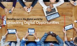 Standing out in the digital world by