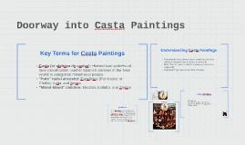 Doorway into Casta Paintings
