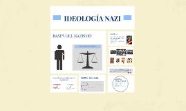 Copy of Copy of IDEOLOGÌA NAZI