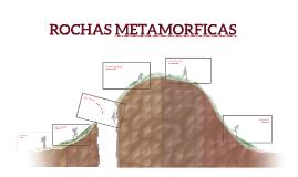 ROCHAS METAMORFICAS