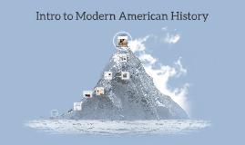 Modern American History
